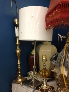 Lamp from Restore